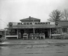 Alger Market, 2413 Eastern Ave SE - May 8, 1954