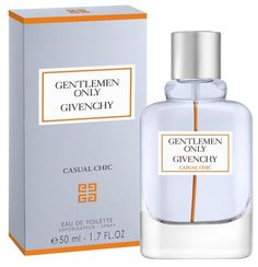 Givenchy Gentlemen Only Casual Chic Eau De Toilette Spray, Oz, Clear