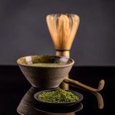 Matcha for a Monday. Have a good start into the week! #tea