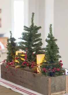 Are you looking for ideas for farmhouse christmas tree? Browse around this site for cool farmhouse christmas tree images. This farmhouse christmas tree ideas seems wonderful. Christmas Decor Diy Cheap, Farmhouse Christmas Decor, Christmas Table Decorations, Country Christmas, Outdoor Christmas, Christmas Projects, Simple Christmas, Winter Christmas, Christmas Home