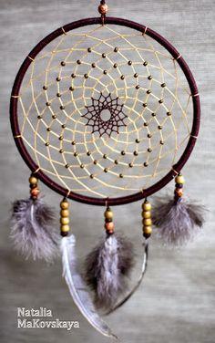 Поймаем сны? Мастер-класс по плетению ловца снов - Ярмарка Мастеров - ручная работа, handmade