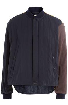 MARNI Colorlock Bomber Jacket. #marni #cloth #outdoor jackets