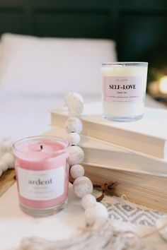 Ardent - Love Pink Candle was made for you to generate your internal and external passions. With the Ardent candle, you can light up your enthusiasm and love of life and love for that special Romantic Candles, Pink Candles, Amethyst Rock, Homemade Soy Candles, Drying Roses, Jasmine Rose, Rose Candle, Can Lights, Handmade Candles