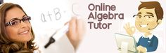 Get An Online Algebra Tutor To Help With Your Problem Areas http://blog.tutorpace.com/get-an-online-algebra-tutor-to-help-with-your-problem-areas/ #OnlineAlgebraTutor #algebrahomeworkhelp