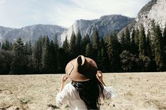 Wondering Yosemite