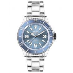 Horloge ICE-PURE Blue Unisex