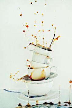 Coffee break by Dina Belenko on 500px