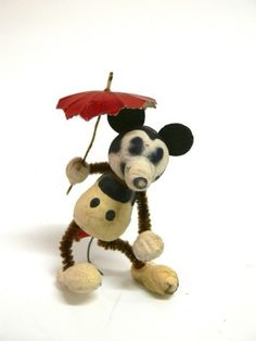 Mickey Mouse Figur | 50er Jahre | Wohnen & Design | Aparello