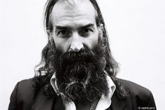 warren ellis from band the dirty three