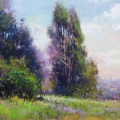 painting-green-richard-mckinley