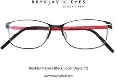 Reykjavik Eyes Black Label Beyla C2