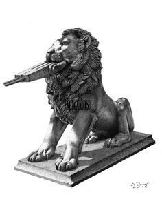 The Lion from Berlin - Deutschland
