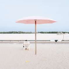 pastel beach vibes