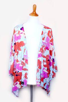 Fleur Milk Snob™ Nursing Kimono : Kimono pour allaiter en toute discrétion