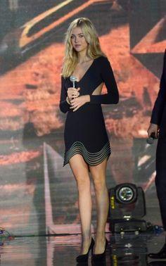 Nicola Peltz in Stella McCartney @ 2014 'Transformers: Age Of Extinction' Premierein China