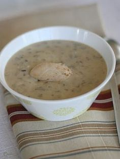 Cheeseburger Chowder, Pesto, Food And Drink, Soup, Recipes, Soups, Ripped Recipes, Cooking Recipes