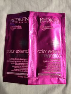 Redken Color Extend Shampoo/Conditioner Shampooing Sans Sulfate, Redken Color Extend, Nyc, Shampoo And Conditioner, Conditioning, Hair Coloring, Color, New York