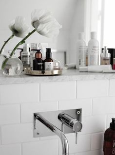 Bathroom inspiration - white interior