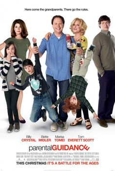 """Parental Guidance - """"Here come the grandparents. There go the rules""""    