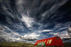 Quonset Hut by Þorsteinn H Ingibergsson, via 500px