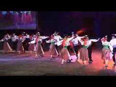 SĽUK ( Slovak Folk Ensemble) - Goral songs and Dance - video