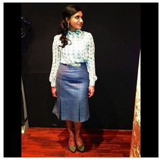Mindy Kaling * The Mindy Project * Girl Crush