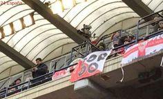 La Policía investigará una supuesta pancarta de apoyo al «Prenda» exhibida por los Biris en El Sadar