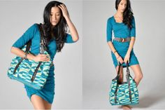 Fabulous tote from Rising Tide Fair Trade! Check out their Summer Looks!