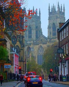 The lovely city of York, England. One of my favorites in England. England And Scotland, England Uk, London England, Oxford England, Oh The Places You'll Go, Places To Travel, Places To Visit, Cities, York Uk