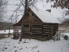 A Retired Mathematician Found A Rotting Cabin From 1830. What He Did With It Is Amazing.   You've got to see these pictures!  http://www.viralnova.com/retired-mathematician-cabin/ All of the wood that makes up this cabin that was not from the original came from the family's land. This is about as authentic as it comes for an 1830′s cabin.