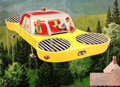 Vintage Future | via Retro Future: Mind-Boggling Transportation»...