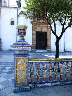 Ornate, Algeciras, Spain