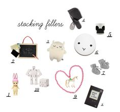 Gift Guide 2015 {Stocking fillers} - Paul & Paula