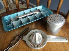 Vintage kitchen untencils by WhiskeysWhims on Etsy