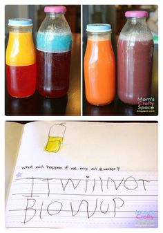 What's your kids' favorite science experiment?  #Kids #Science Fun & #Learning - B-InspiredMama.com