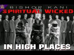 The Israelites: SPIRITUAL WICKEDNESS IN HIGH PLACES  #ThrowbackThursday ...