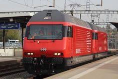 Swiss Railways, Bahn, Locomotive, Railroad Tracks, Trains, Yards, Europe, Levitate, Yard