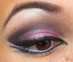 Look Battle   1001 Nacht   Sweet Cherry   Beauty & Kosmetik Blog