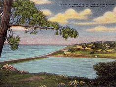 1940 - Torrey Pines Park, San Diego, CA