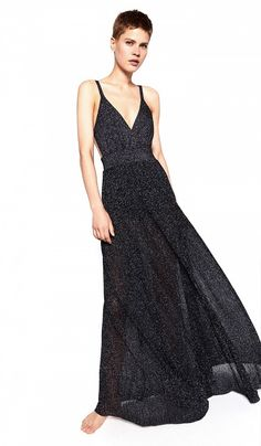 Zara Limited Edition Long Dress