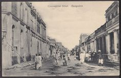 Bangalore Commercial Street 1908