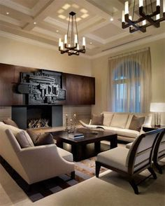 A stunning #livingroom featuring pieces by #Miami-based Grafton Furniture. See more here: https://luxesource.com/resources/grafton-furniture?utm_source=pinterest #luxeFL #interiordesign #interiors #homedecor