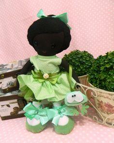 Boneca Mabe - Tiana