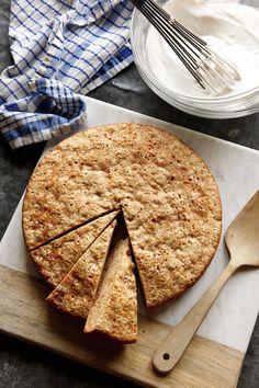200-Year-Old Carrot Cake Recipe