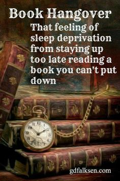 Book Hangover | GetReads Page - Google+  All you can read and even more at GetReads.com/ #book_quotes #reading_quotes