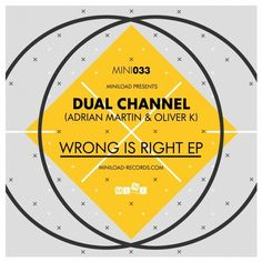 Dual Channel (CH) - Wrong Is Right - http://minimalistica.me/house/dual-channel-ch-wrong-right/