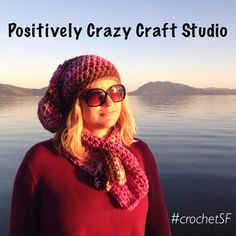 Style fashion hats from Basia's Hat Factory / custom orders #crochetSF