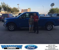 https://flic.kr/p/KGYkp5 | Happy Anniversary to Shirley on your #Ford #F-150…