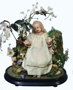 wax baby jesus and madonna on pinterest wax globes and. Black Bedroom Furniture Sets. Home Design Ideas