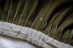 Viking trousers detail 2 by Vrangtante Brun, via Flickr